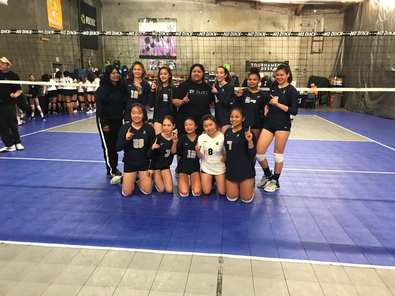 SF Elite Volleyball Club